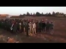 Группа иракских болельщиков в Сирии использует кричалку сборной хуситов (июнь 2018) :