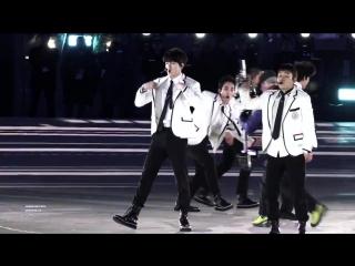 180225 @ Pyeongchang 2018 Winter Olympics Closing Ceremony / EXO Sehun