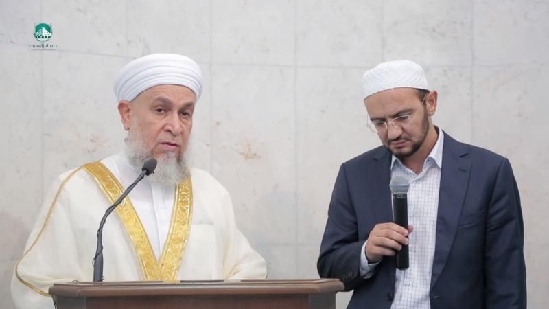 Пятничная проповедь доктора шариатских наук Абдур-Раззака Абдур-Рахмана ас-Саади