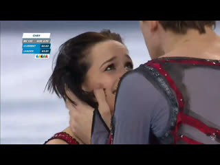 Бетина Попова / Серге́й Мозгов – Free Dance – Winter Universiade 2019