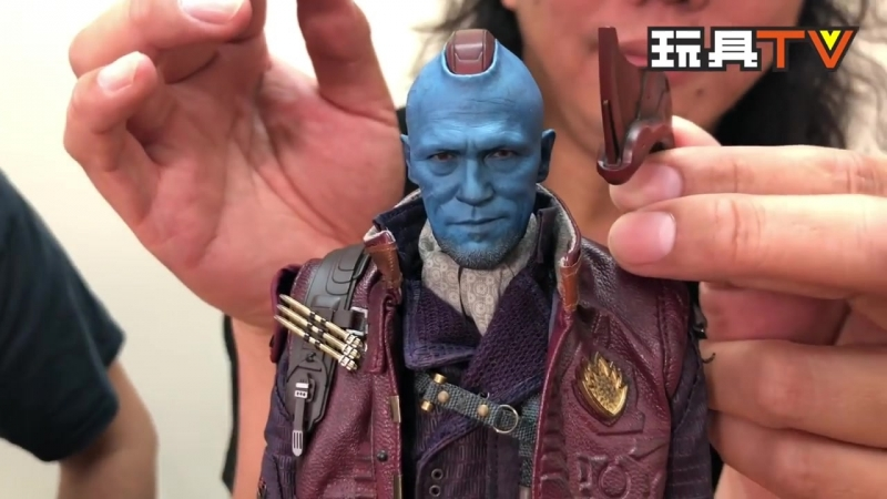 Hot Toys MMS436: Guardians of the Galaxy Vol. 2 - Yondu (Deluxe Version) 1/6