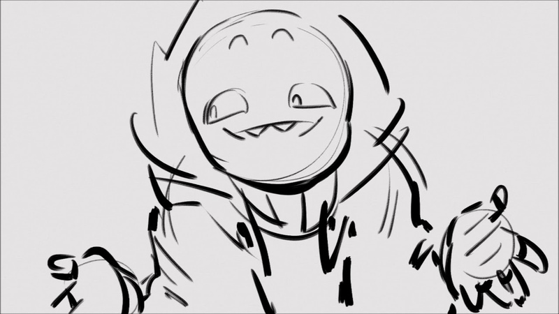 Sincerely me (unfinish wip) underswap/underfell -animatic-