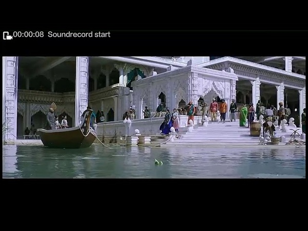 Baahubali 2 Best Scene Prabhas and Anushka Evergreen
