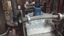 Производство технопланктона и кубиков макухи Production of technoplankton