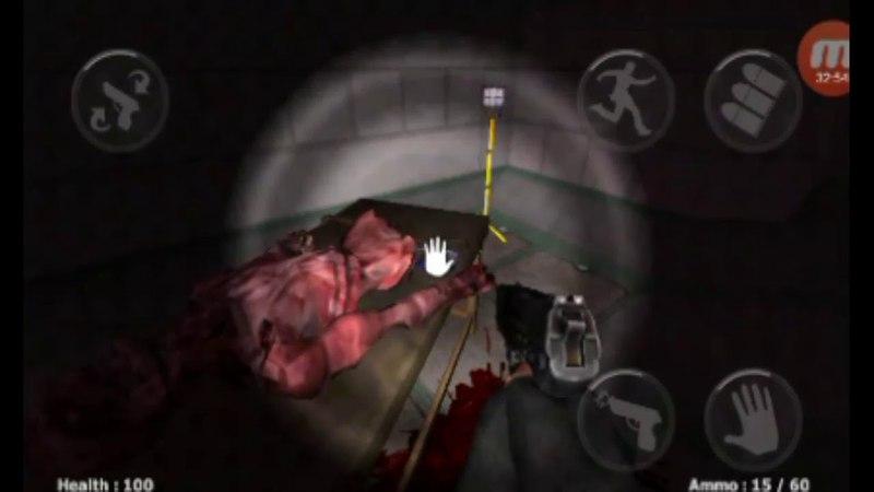 Прохождение - Portal Of Doom - Undead Rising - ХОРРОР ИГРА