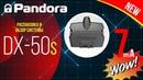 Pandora DX 50s Распаковка и обзор системы