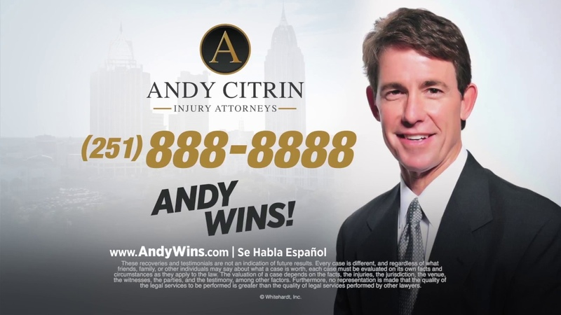 Make the Right Choice! Call Andy Citrin After Your Wreck!