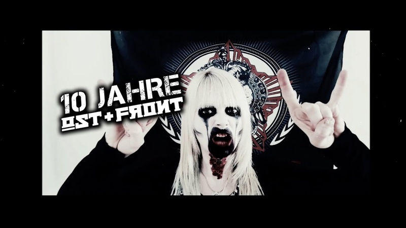 OSTFRONT - 10 Jahre OSTFRONT (Official Lyric Video)