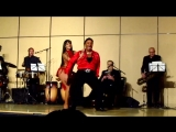 Eddie Torres and his Mambo King Orchestra - All Star Dancers