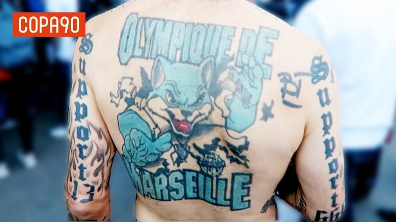 OM What Happens When Hardcore Ultras Get To A European Final