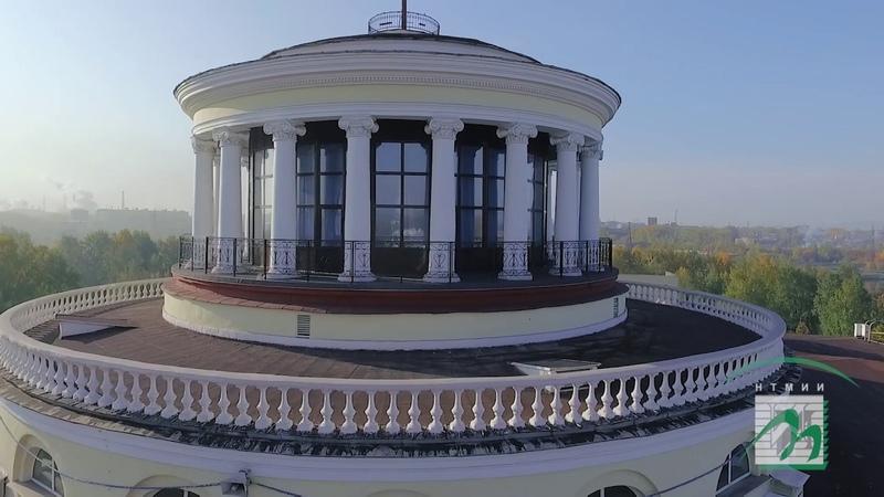 скульптуры дворца культуры НТМК