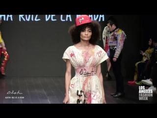 Domingo Zapata  Agatha Ruiz De La Prada at Los Angeles Fashion Week powered by Art Hearts Fashion