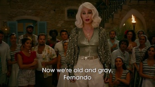 Mamma Mia! Here We Go Again - Fernando (Lyrics) 1080pHD