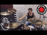 Red Hot Chili Peppers - By the Way (JM Drum Cover)