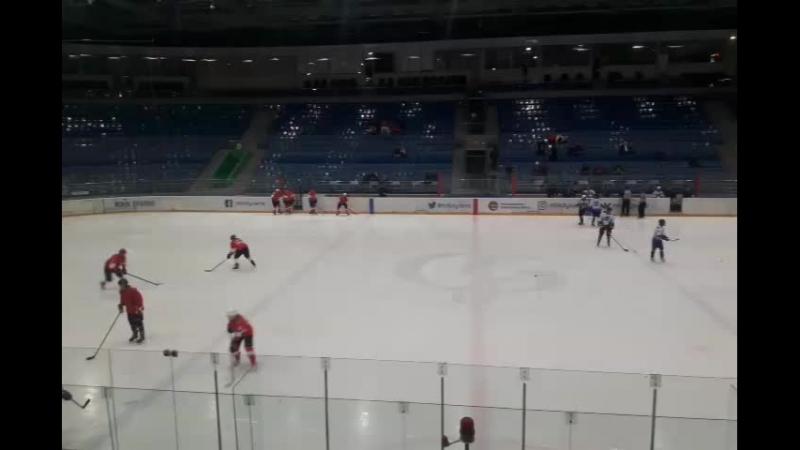 Балашихинская Хоккейная Лига Кубок Ляпкина ХК ОДОН VS ХК Метеор матч 3