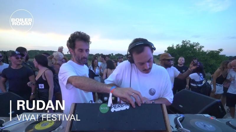 Rudan | Boiler Room x VIVA! Festival