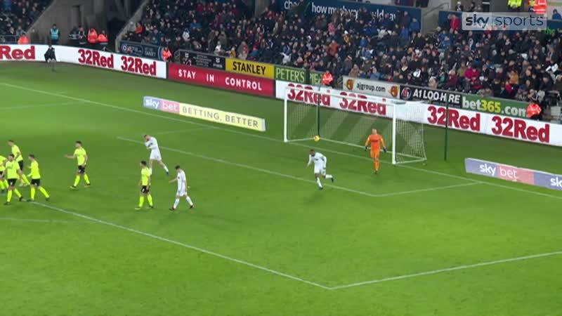 Swansea 1-0 Sheffield United