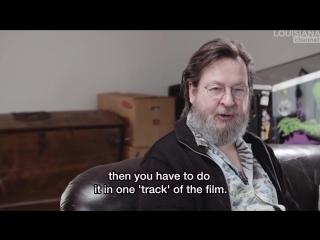 Lars von trier interview_ through the black forest