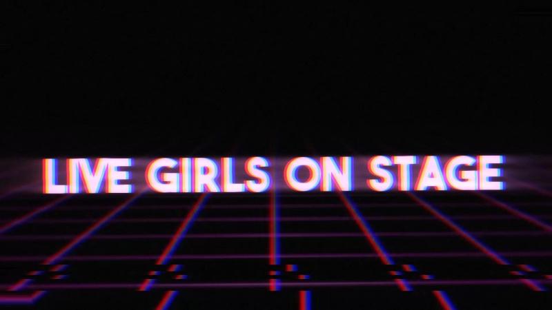 NewRetro IMD Live Girls On Stage Intro 6