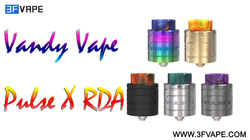 Vandy Vape Pulse X RDA