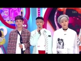 [CUT] 180415 SBS Inkigayo: Interview @ EXO-CBX