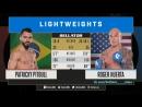 Патрики Питбуль vs. Роджер Хуэрта / Patricky Pitbull vs Roger Huerta