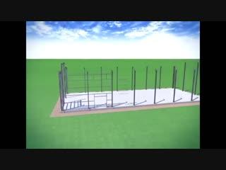 Технология быстровозводимых зданий