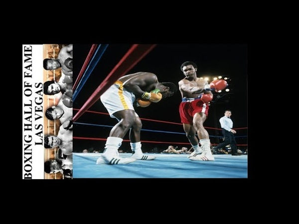 George Foreman Scores BIG KO vs Joe Frazier This Day January 22, 1973 Heavyweight Crown