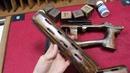 Удобный приклад и цевье по типу СВД для охотничьего ружья ТИГР СОК 5 из березового шпона