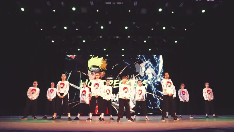 29. WoodPeckers Самураи (E-Dance Studio)