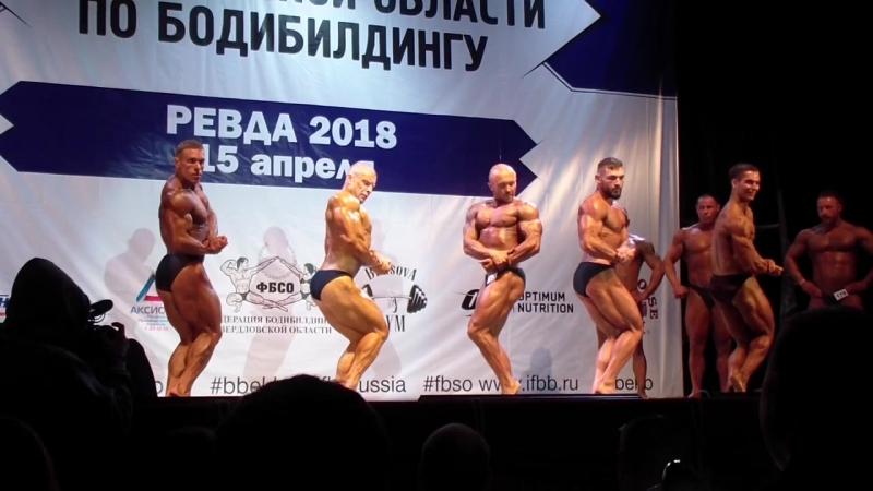 Бодибилдинг до 85 кг Миша Ш