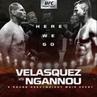 "PARTER TV on Instagram: ""@officialcainvelasquez vs @francisngannou ufc mma bellator ngannou ngannouvelasquez champ ko boxing new вырубил"
