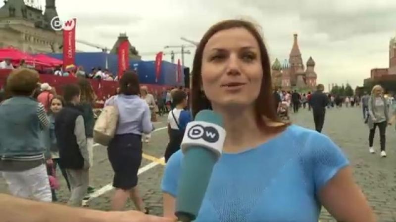 Was bleibt vom russischen Sommermärchen?