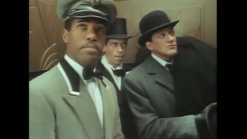 Дживс и Вустер / Jeeves and Wooster. s3e1.Safety.in.New.York.