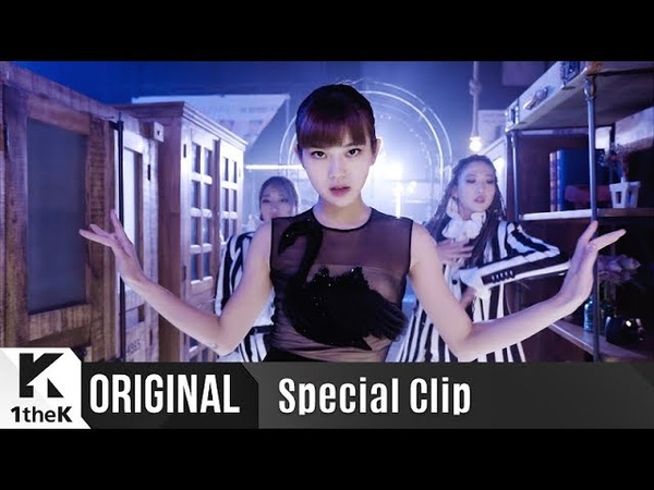 Special Clip(스페셜클립): MINSEO(민서) _ Is Who (performance ver.)