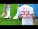 World Cup 2018 Pique Isco save little bird win hearts on social media