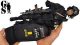 Розыгрыш + Сборка Спецназ Альфа ФСБ России - фигурка в масштабе 16 от SuperMC Toys
