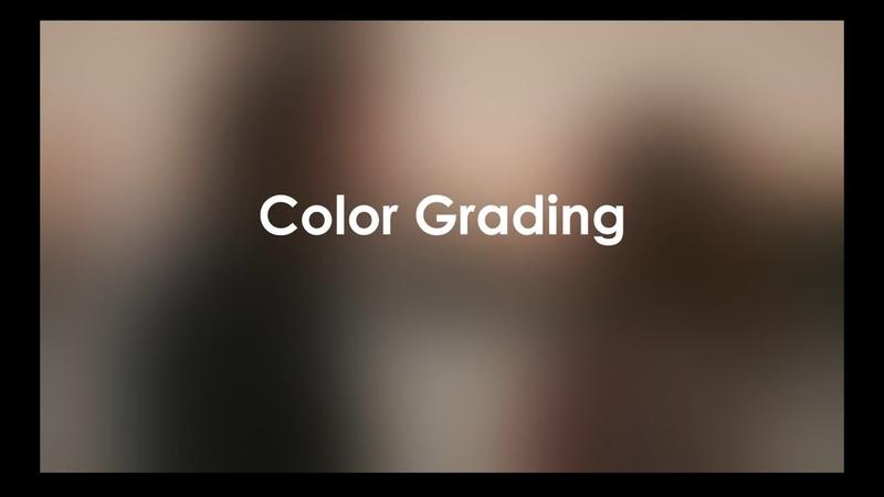 Color Grading   Panasonic G7   Davinci Resolve 15