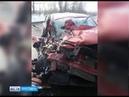 Сегодня в ДТП в Ярославле пострадала девушка