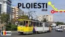 Ploiesti: Potsdamer KT4D in neuem Lack   Straßenbahnen in Rumänien   Folge 2   09/2018