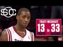 That time Tracy McGrady scored 13 points in 33 seconds   SportsCenter   ESPN Archives