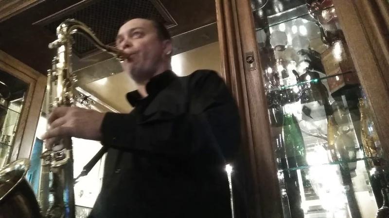 Саксофонист в ресторан и кафе Москва
