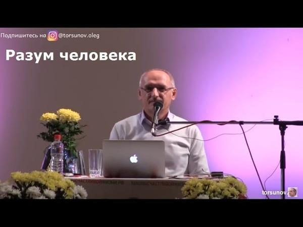 Торсунов О.Г. Разум человека