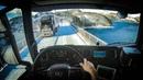 POV Driving nextgen Scania s520 - Winterroad in Norway