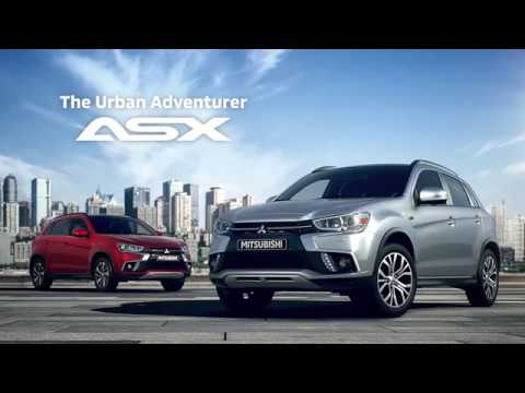 ASX Promotional Video [MITSUBISHI MOTORS]