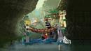 Обзор Лего Ниндзяго movie 70608