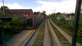 Guided Busway Cambridge - St Ives