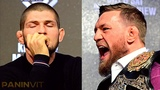 (RUS) Полная пресс-конференция Конора Макгрегора и Хабиба Нурмагомедова перед UFC 229
