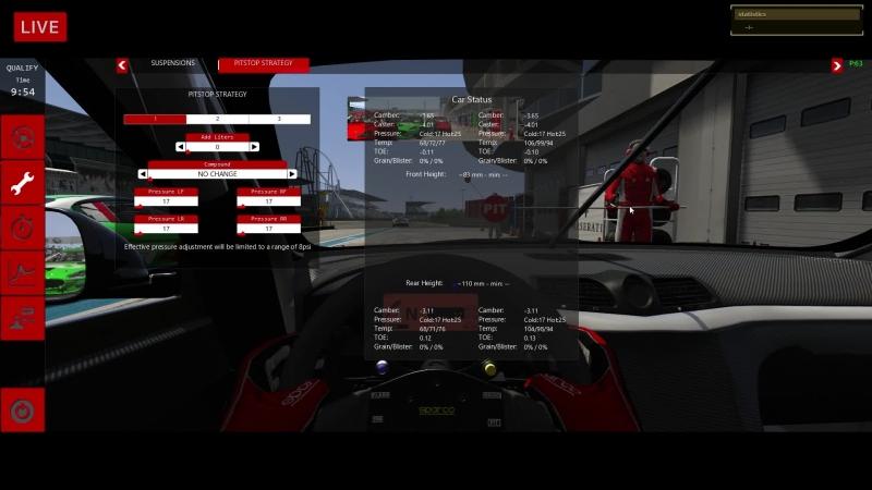 VK LIVE SRS Nurburgring @ Maserati GranTurismo MC GT4 - LIVE ONBOARD