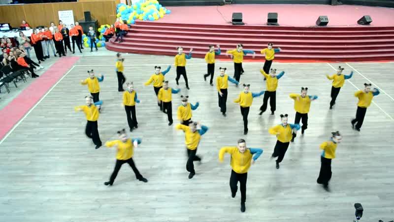 Хіп хоп команда Cheer Team 9 12р FORMA Коростень